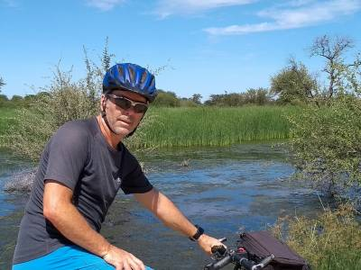 first bike tour