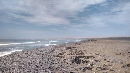 Terrace Bay, Sceleton Coast