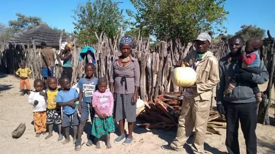 Utjiliro, Kavango West
