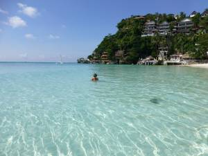 Diniwit Beach Boracay