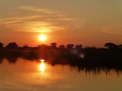 Kwando, Zambezi