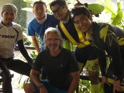 Thai Bikers and me