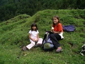 Laura und Natascha